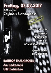 Zeyhan's Birthdaybash